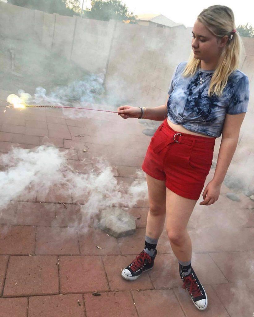 420 americana girl