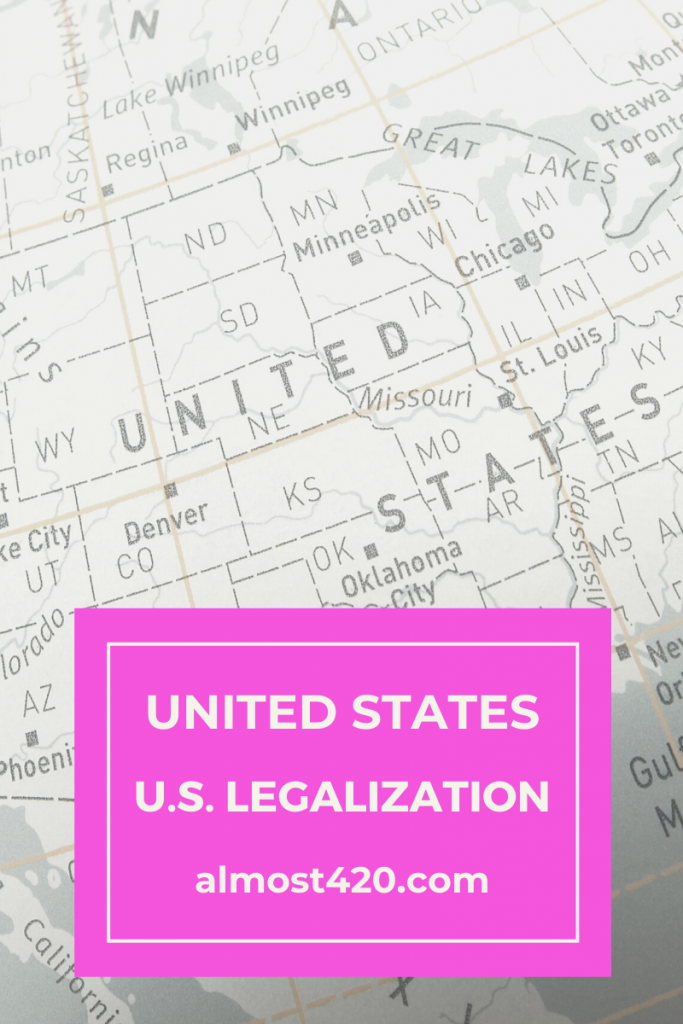 weed legalization facts